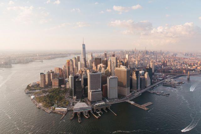 City From Sky